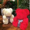 Hoa sáp hình gấu bông
